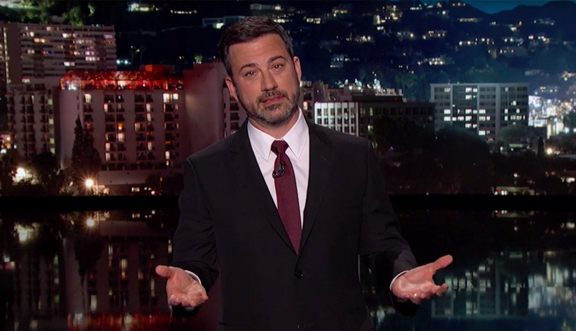 Jimmy Kimmel's Emotional Monologue