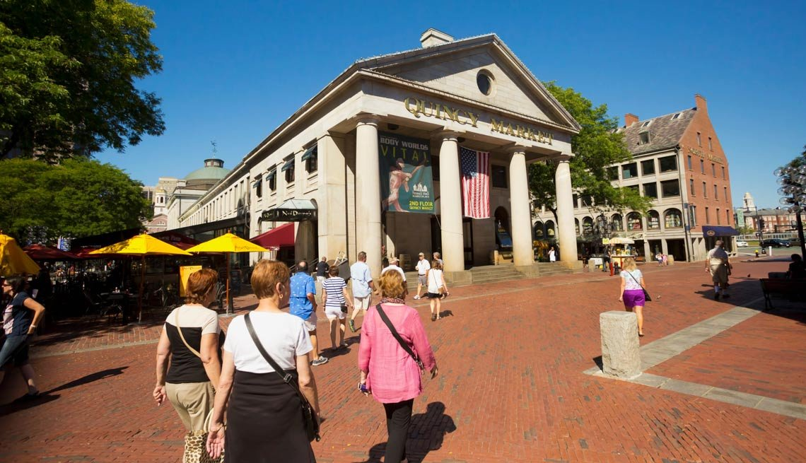 Boston, 10 Most Healthy Cities