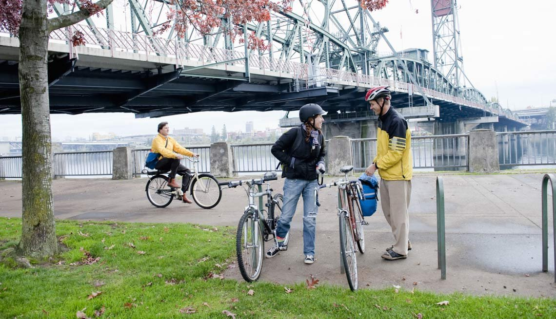 Portland, 10 Most Healthy Cities