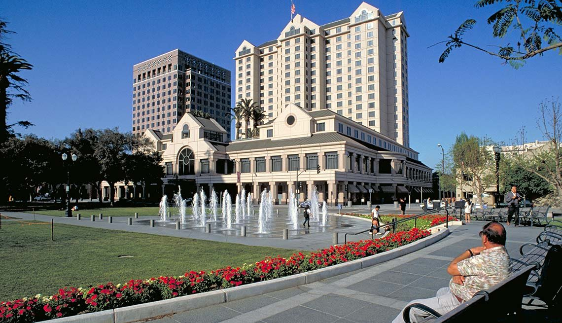 San Jose, 10 Most Healthy Cities