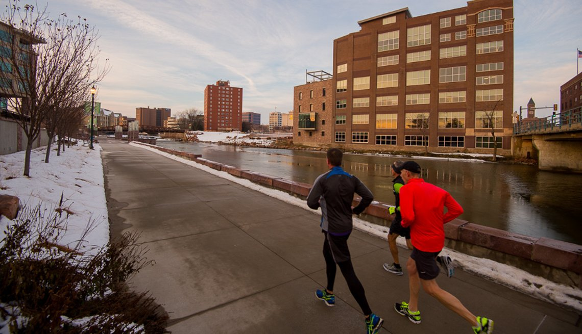 Sioux Falls, Most Livable Cities