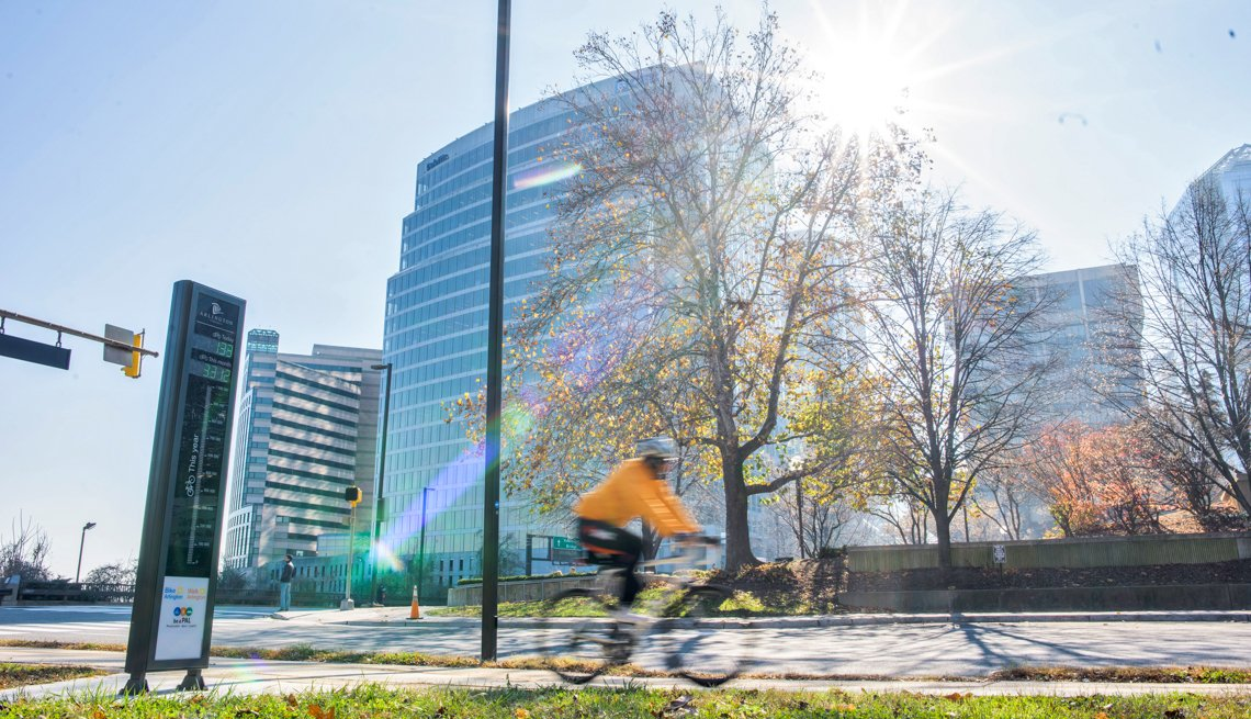 Arlington, Most Livable Cities