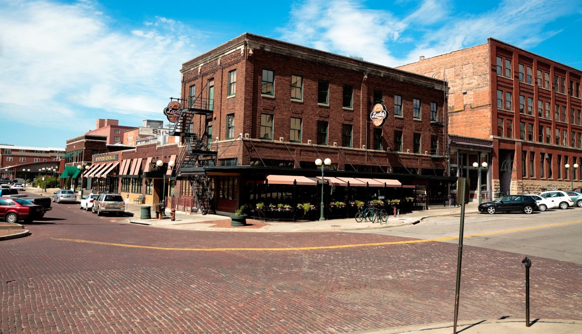 Lincoln, Most Livable Cities
