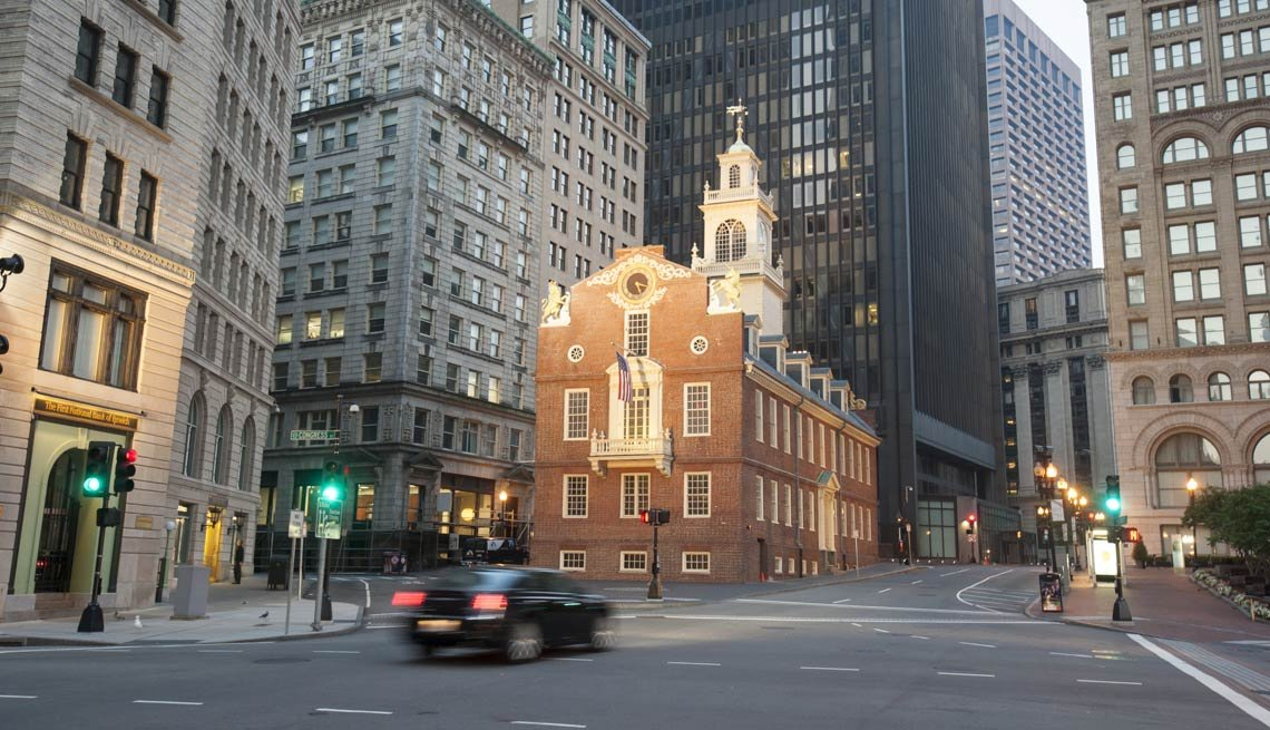 Boston, Most Livable Cities