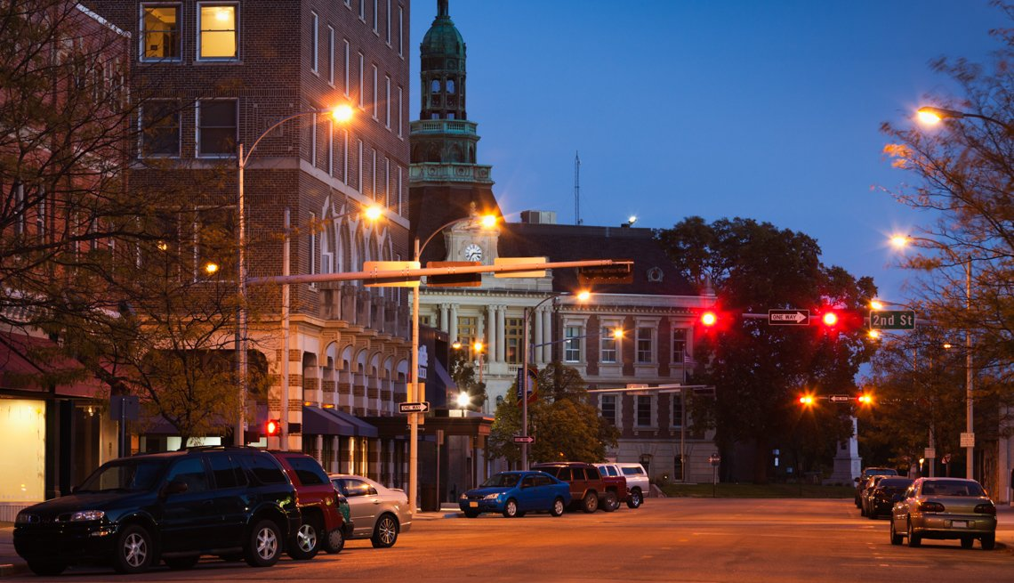 Grand Island, Most Livable Cities