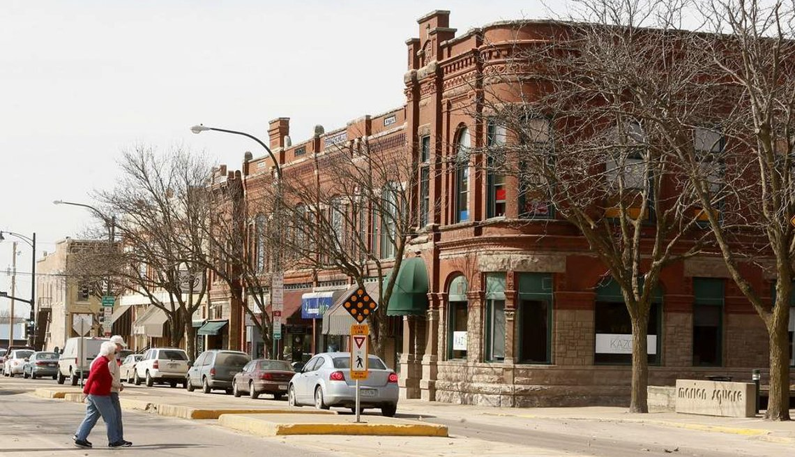 Marion, Most Livable Cities