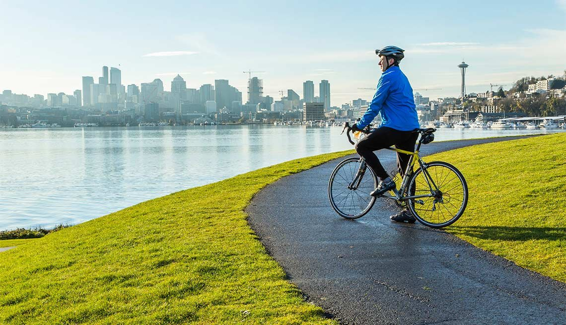Seattle, Most Livable Cities