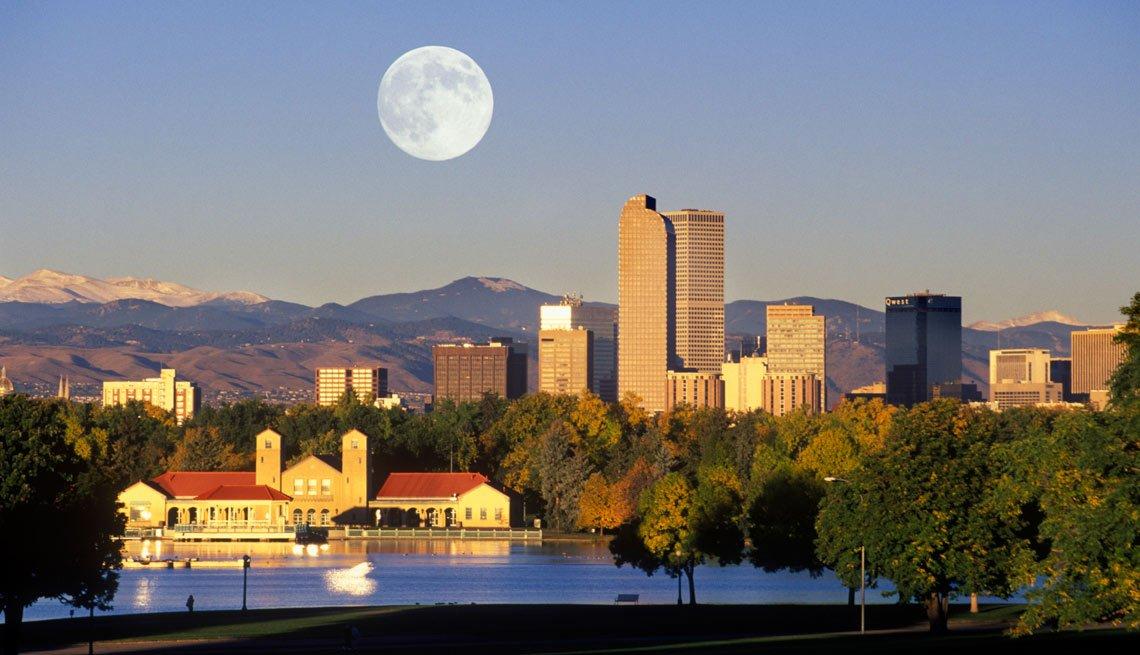 Denver, Most Livable Cities