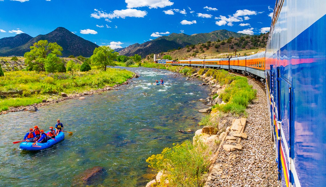 Best Places to Live on $40,000 -Canon City, Colorado