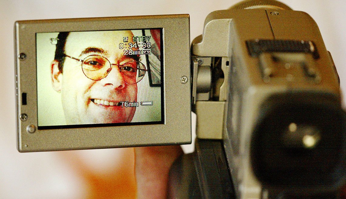 Video Camera, AARP Home And Family, Personal Technology, 13 Items That Have Been Replaced By The Smartphone