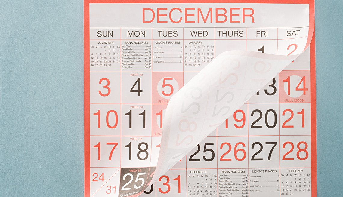 Calendar, AARP Home And Family, Personal Technology, 13 Items That Have Been Replaced By The Smartphone