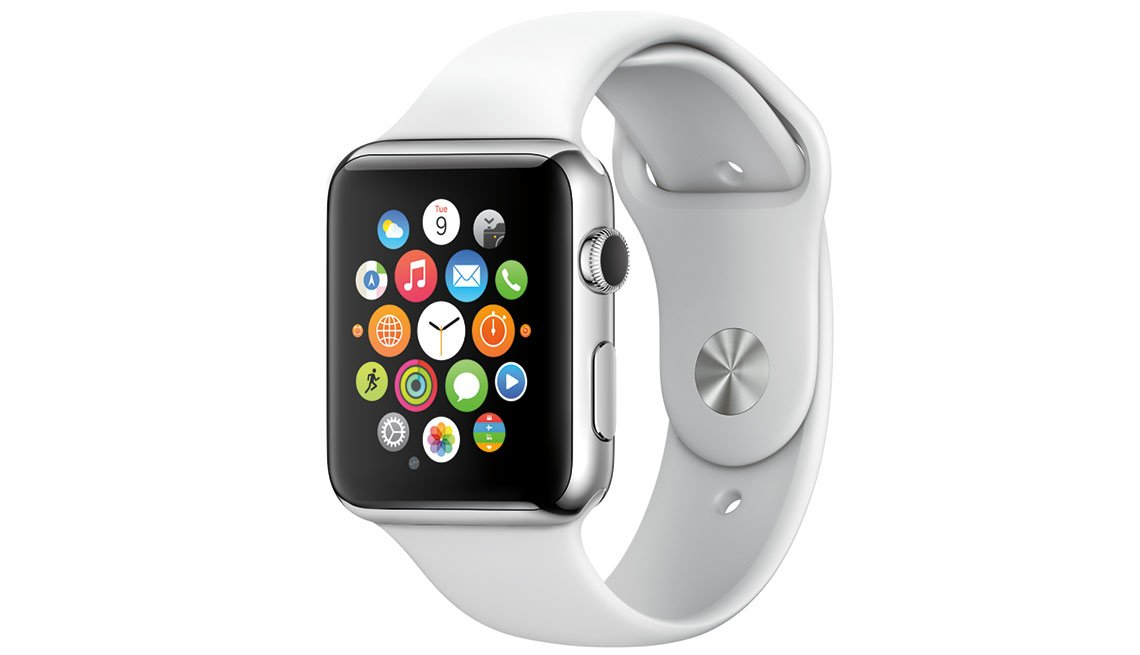 50-plus Tech Gear Guide -  apple watch
