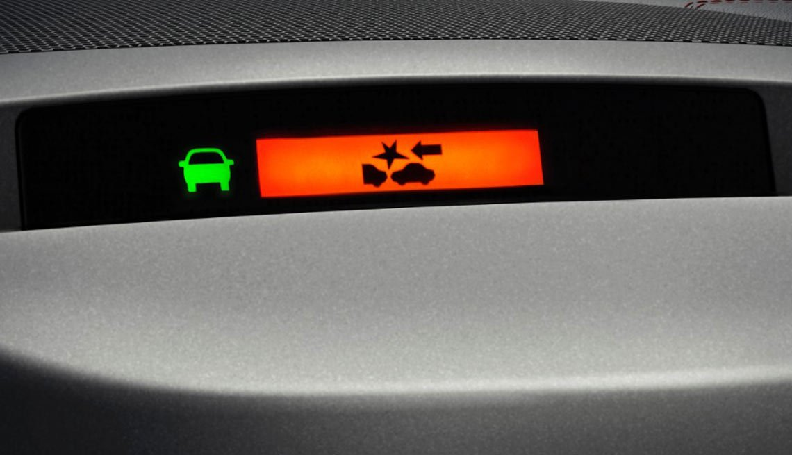Latest high tech car features - Lane-Departure Warning/Lane Centering