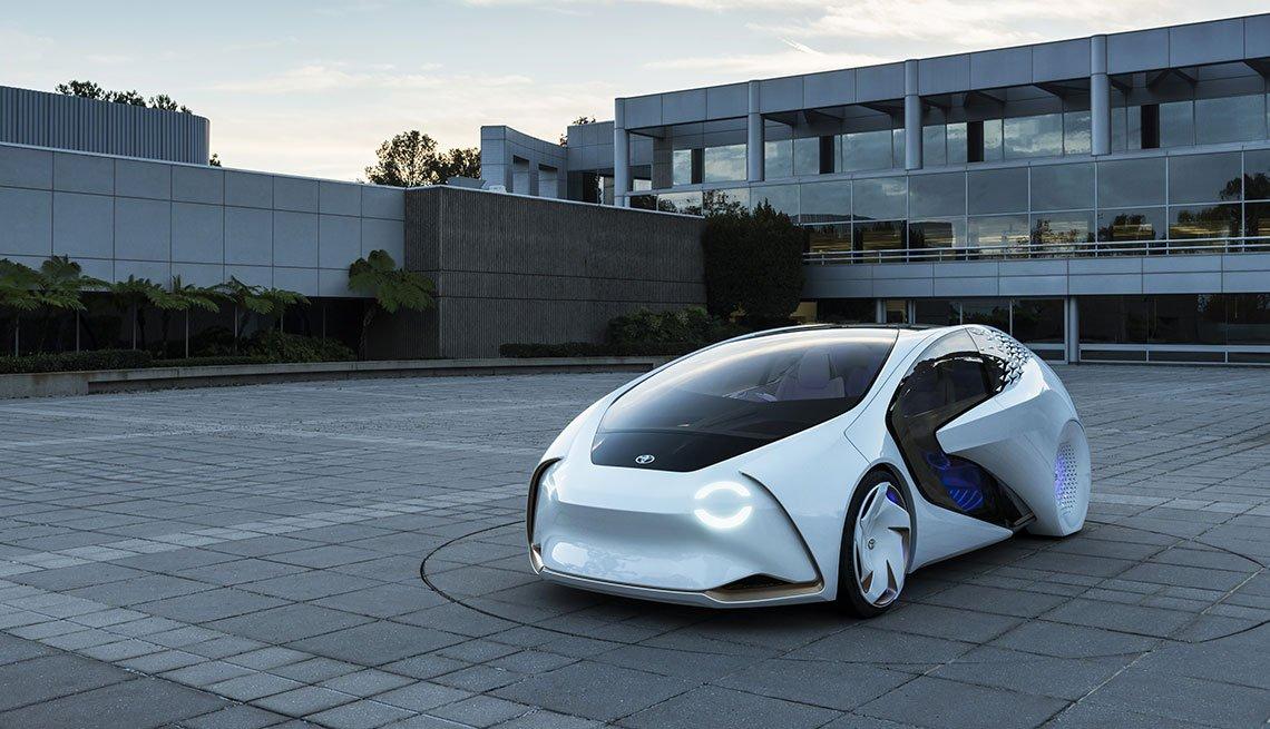 Toyota Concept-I  - Productos tecnológicos para ayudarte a vivir mejor