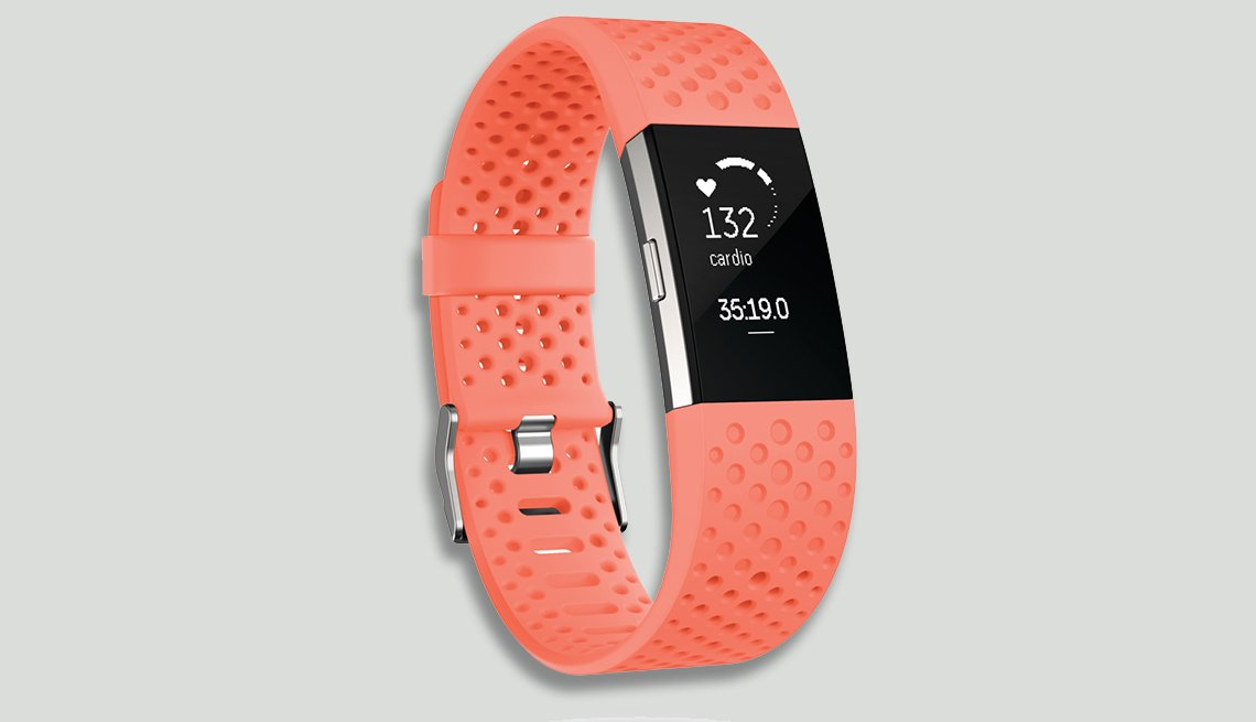 Top Tech Gifts For the Holidays - Fitbit Charge 2