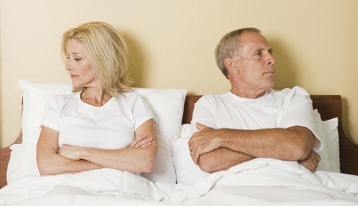 Five Destructive Relationship Myths, Never go to bed mad