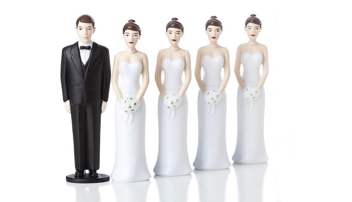 Pepper Schwartz Column: Multiple Divorces and Sex After Age 80