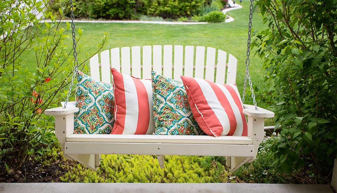 Objetos de moda para decorar espacios exteriores