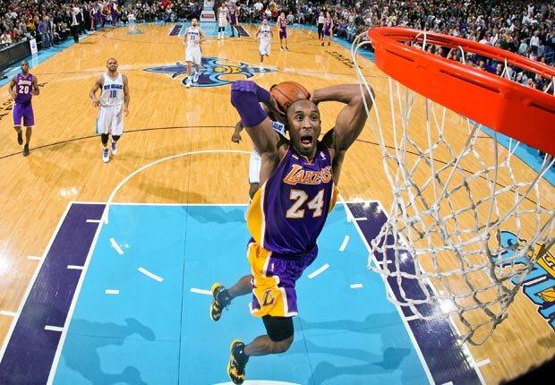 Kobe Bryant, Los deportistas mejor pagados del mundo