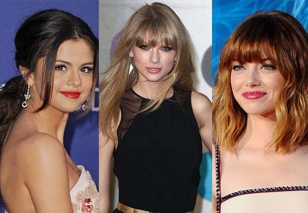 selena gomez taylor swift emma stone famous celebrities save coupon clip frugal life savings yeager cheap rich famous
