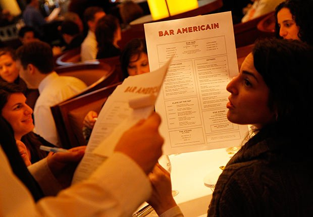 Restaurants. Modern-Day Guide to Tipping.