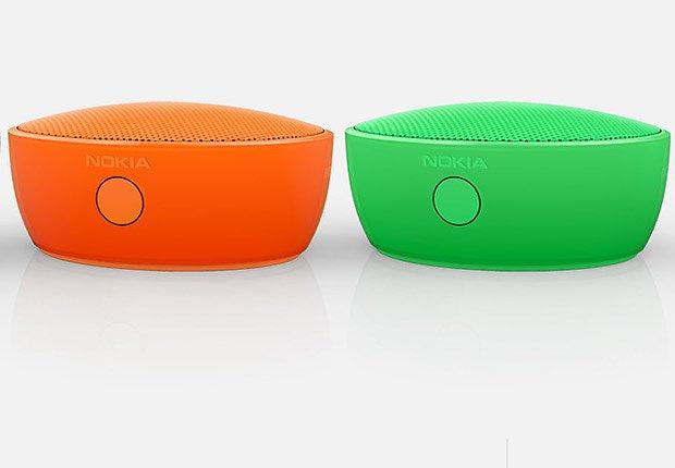 For music lover: Microsoft Portable Wireless Speaker MD-12