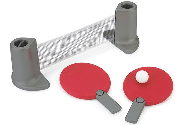 For tech-phobic: Pongo Portable Table Tennis