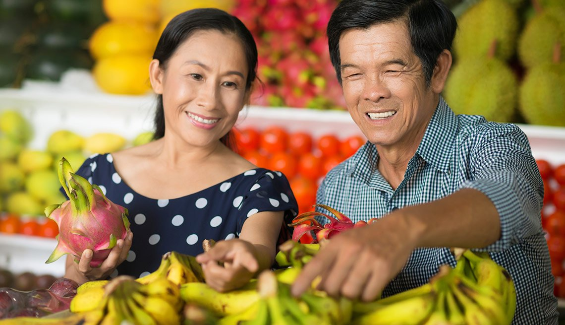 Senior Discounts groceries