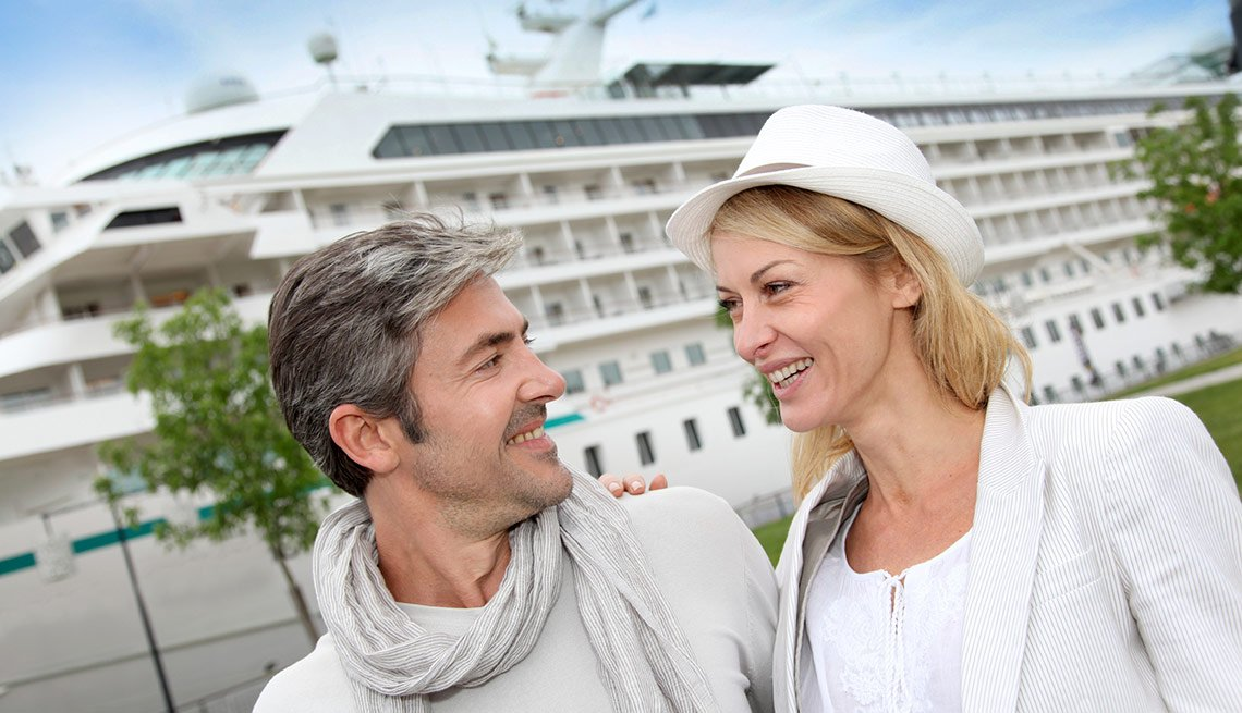 Senior Discounts Travel transportation