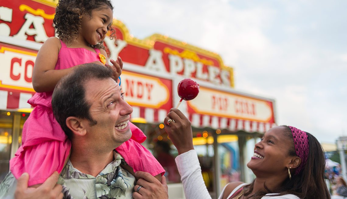 End of  Summer Deals - Go to a County Fair