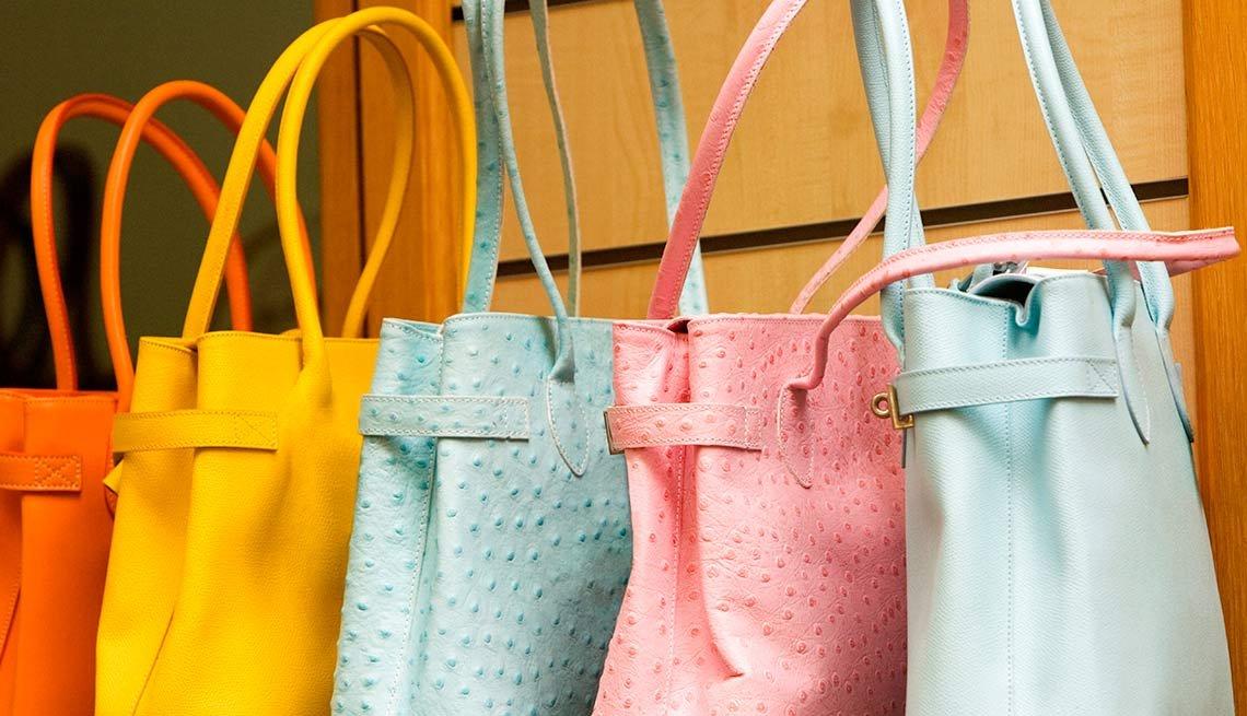 10 Money Wasters  handbags