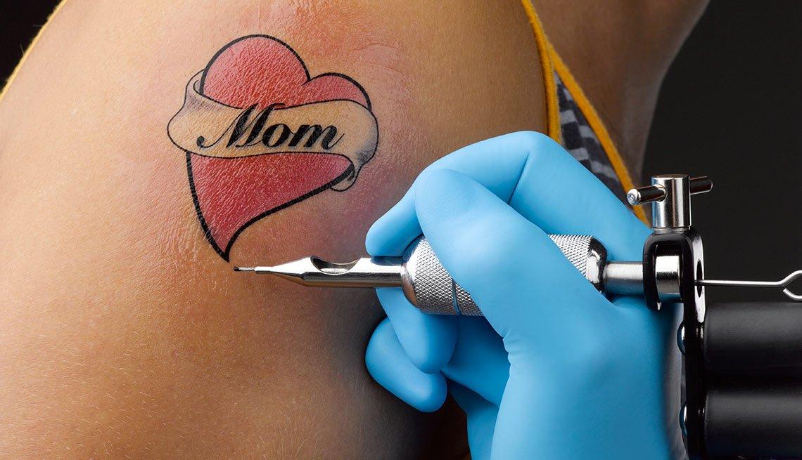 10 Money Wasters - tatoos