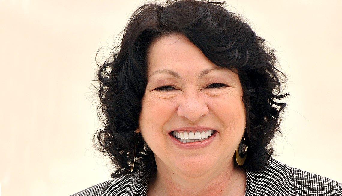 Sonia Sotomayor Carolina Herrera - Salarios de los famosos