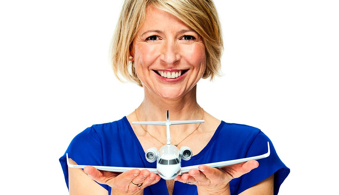 99 ways to save, Samantha Brown