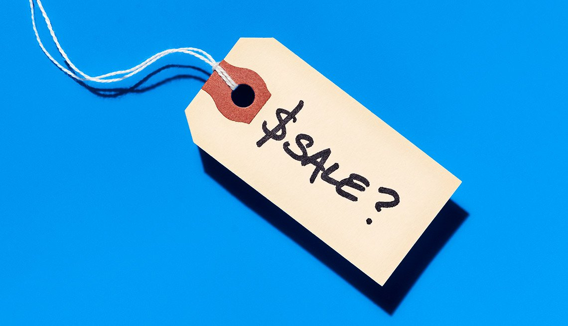 If you decide to splurge, make sure to check back on the price of the item within two to four weeks after the purchase.