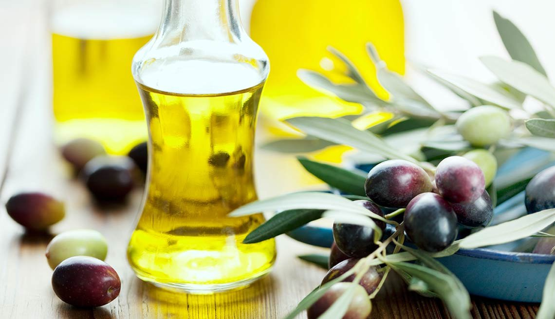 Household items with multiple uses - olive oil