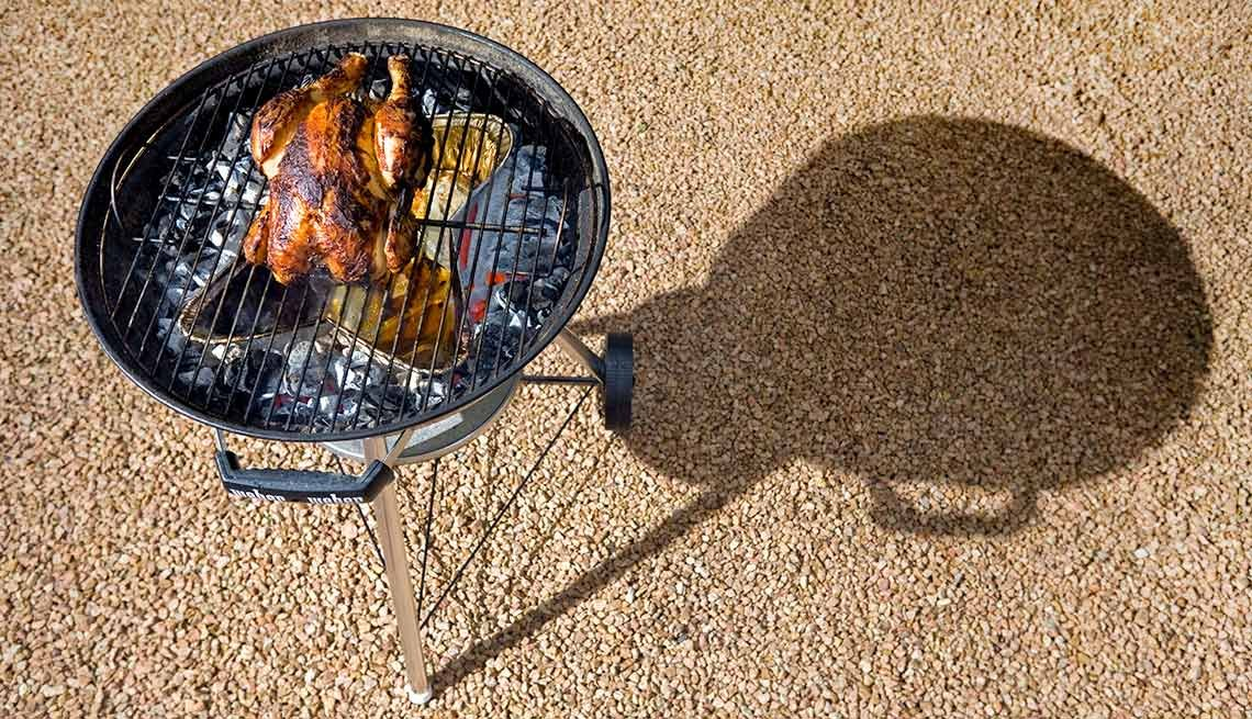 Things that are made to Last -Weber Grill