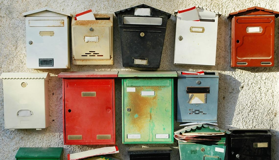 Summer spending mistakes - not stopping mail
