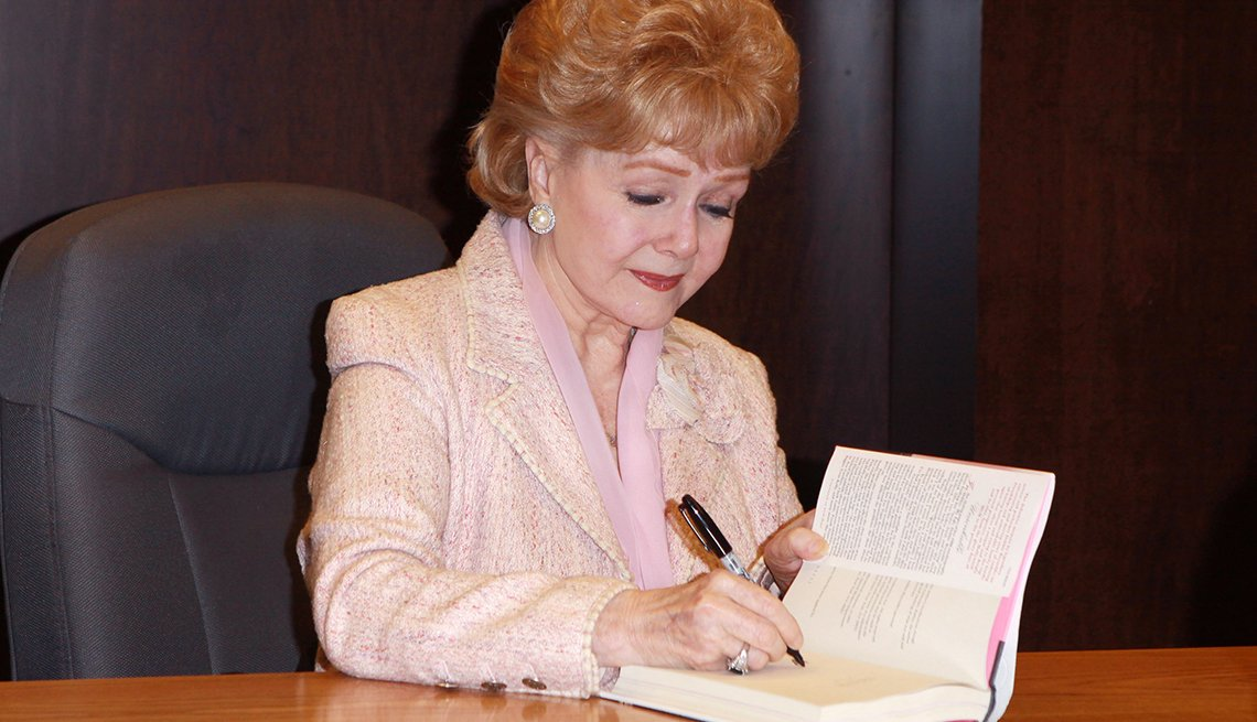 Celebrity finances - Debbie Reynolds