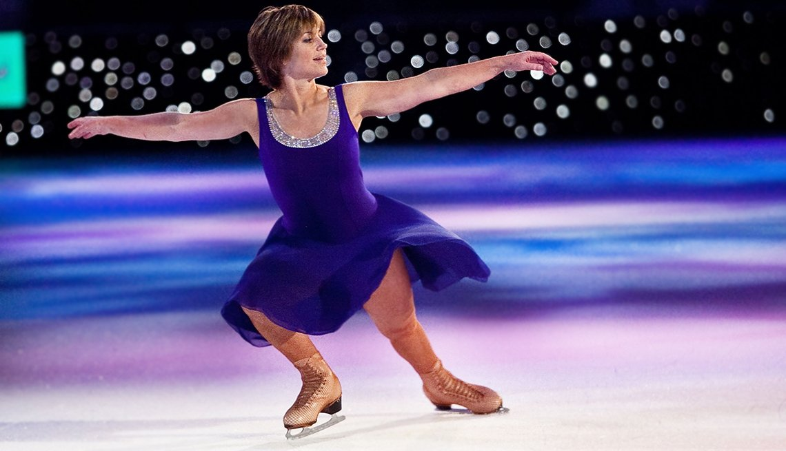 Celebrity finances - Dorothy Hamill