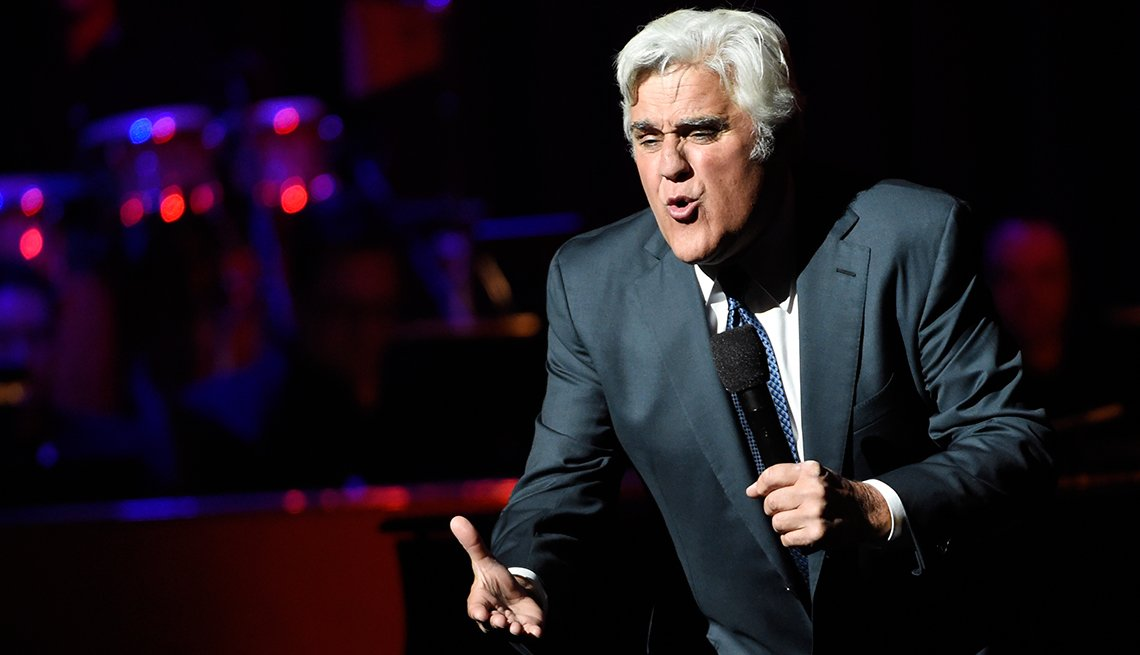 Celebrity finances - Jay Leno