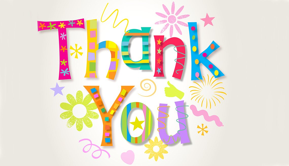 Ways to Say Thank You For Less - Free eCards