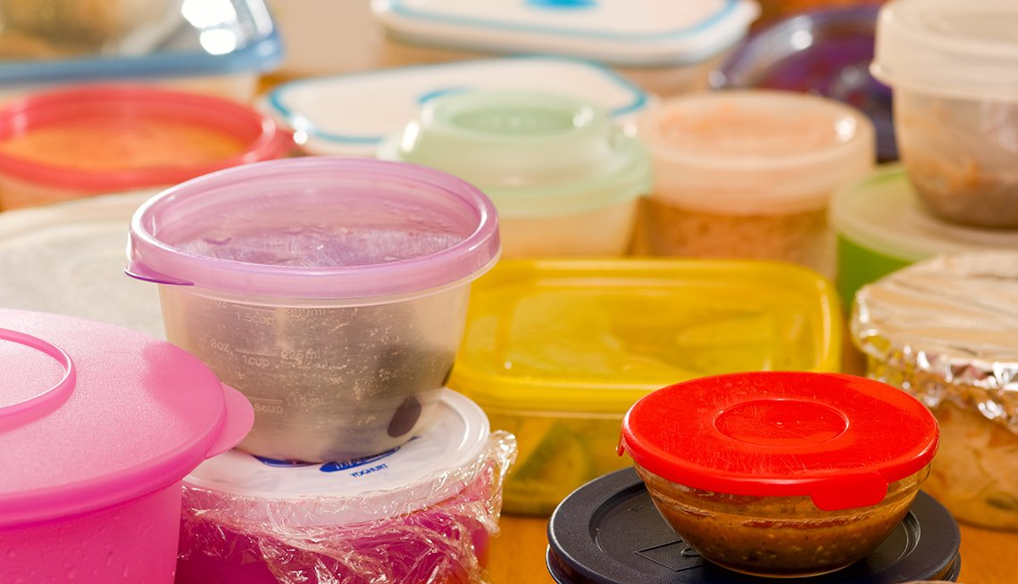 holiday leftovers - Pick the right container