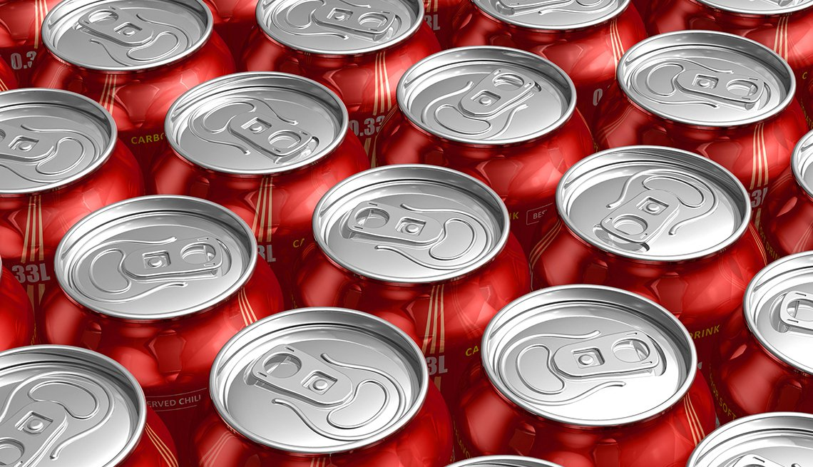 Ways to Save $2,017 in 2017 -  Say No to Soft Drinks