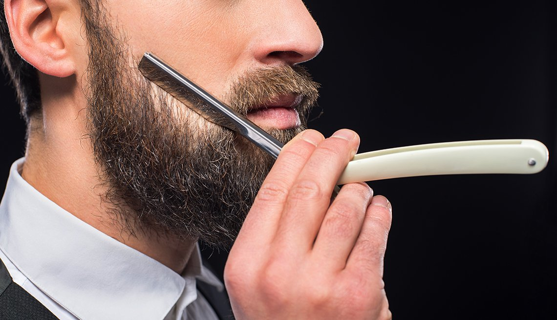 How Going Green(er) Can Save You $1500 Or More - straight razor.