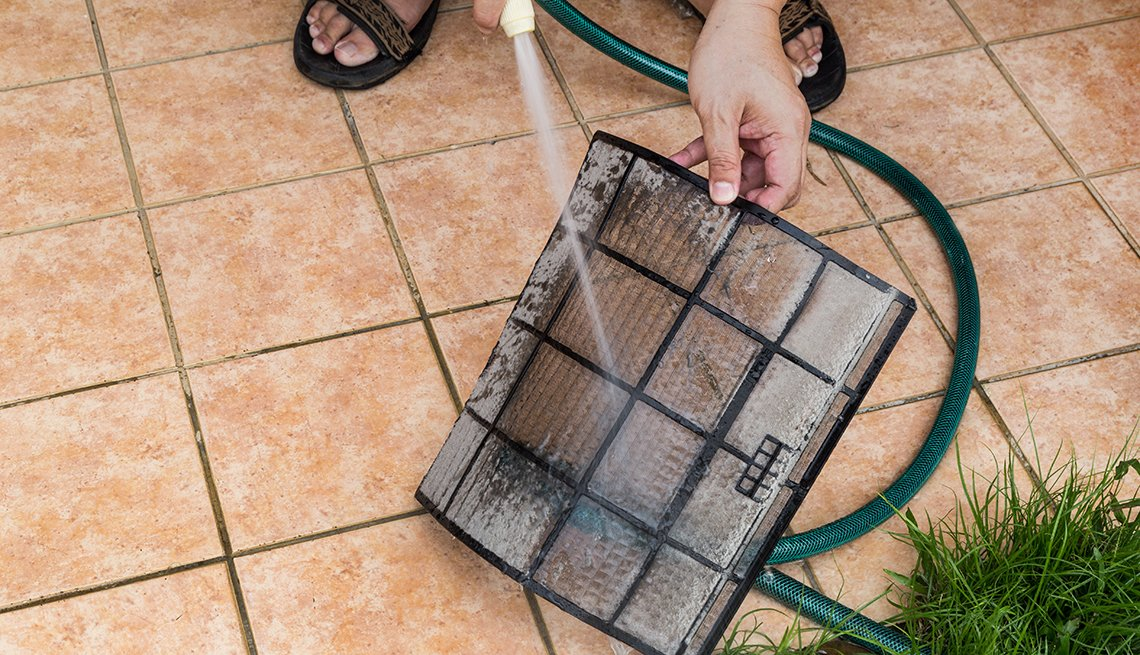 How Going Green(er) Can Save You $1500 Or More - Washable Air Filter