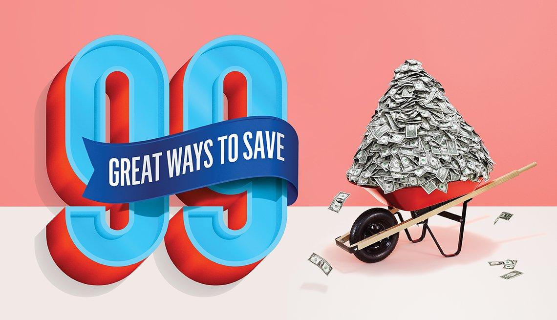 99 ways to save