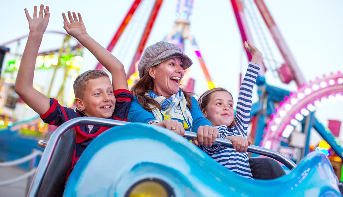 Fun Summer Things To Do With Grandkids - county fairs