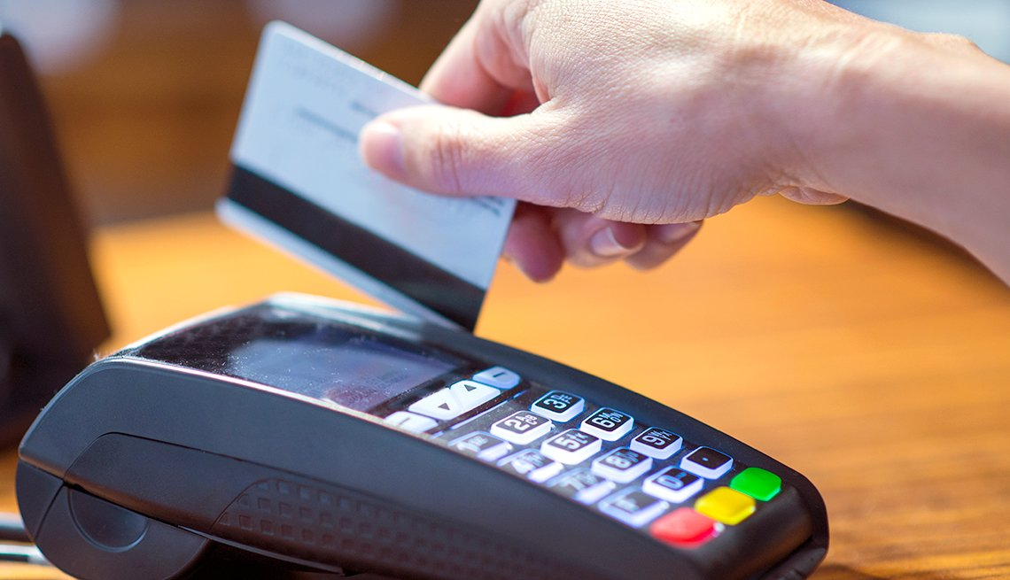 Credit Card swiping dangers