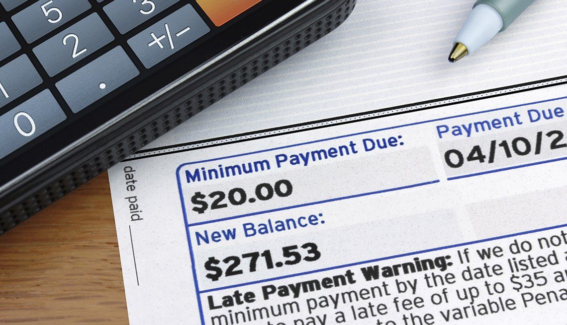 Managing your credit - If I have to pay a minimum of my credit cards, what I can do?